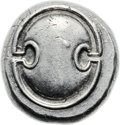 Ancients:Greek, Ancients: BOEOTIA. Thebes. Ca. 395-338 BC. AR stater (21mm, 12.24gm)....
