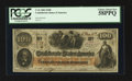 Confederate Notes:1862 Issues, January 6, 1863 Dated T41 $100 1862.. ...
