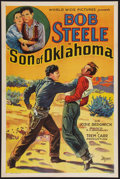 "Movie Posters:Action, Son of Oklahoma (World Wide, 1932). One Sheet (27"" X 41""). Action....."