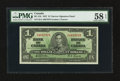 Canadian Currency: , BC-21b $1 1937. ...