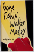 Books:Mystery & Detective Fiction, Walter Mosley. SIGNED. Gone Fishin'. Black Classic, 1997.First edition, first printing. Signed by the author....