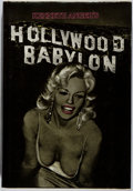 Books:Non-fiction, [Cinema]. Kenneth Anger. Hollywood Babylon. Bell, 1981. Later edition. Mild rubbing and remainder mark, else fine....