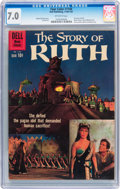 Silver Age (1956-1969):Adventure, Four Color #1144 The Story of Ruth (Dell, 1961) CGC FN/VF 7.0 Off-white pages....