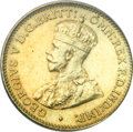 British West Africa, British West Africa: George V Specimen Set 1920KN PCGSCertified,... (Total: 4 coins)