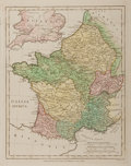 Books:Maps & Atlases, Lot of Hand-Colored Maps of the Mediterranean Area Circa 1808. From Atlas Classica Being a Collection of Maps of the Coun...