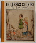 Books:Children's Books, Lucie Attwell. Children's Stories. Whitman, [n. d.]. Toning.Hinges cracked. Color plates. Good....
