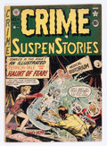 Golden Age (1938-1955):Horror, Crime SuspenStories #4 (EC, 1951) Condition: VG....