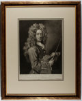 Miscellaneous:Ephemera, Engraving of Nicola Cosimi....