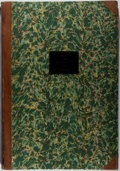 Books:Art & Architecture, Douglas Morison. Views of Haddon Hall. Craves, 1842. Custom half leather. Toning and abrading to pages. Scattered fo...