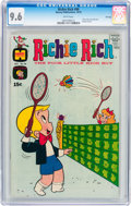 Bronze Age (1970-1979):Cartoon Character, Richie Rich #98 File Copy (Harvey, 1970) CGC NM+ 9.6 Whitepages....
