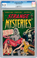 Golden Age (1938-1955):Horror, Strange Mysteries #1 (Superior, 1951) CGC NM- 9.2 Cream tooff-white pages....