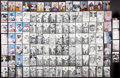 Baseball Collectibles:Others, Toronto Blue Jays and Montreal Expos Signed Postcards and Photographs Lot of 110+....