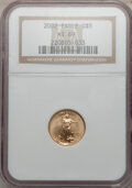 Modern Bullion Coins, 2002 G$5 Tenth-Ounce Gold Eagle MS69 NGC. NGC Census: (12512/5367).PCGS Population (2308/30). Numismedia Wsl. Price for p...