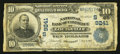 National Bank Notes:Kentucky, Louisville, KY - $10 1902 Date Back Fr. 618 NB of Commerce Ch. #(S)9241. ...