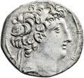 Ancients:Greek, Ancients: Antiochus VIII Epiphanes (121/0-97/6 BC). AR tetradrachm(30mm, 16.54 gm, 12h)....