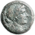 Ancients:Greek, Ancients: Cleopatra VII Thea (51-30 BC). Æ 80 drachmai (27mm, 18.78gm, 11h)....