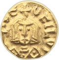 Ancients:Byzantine, Ancients: Theophilus (AD 829-842). AV tremissis (10mm, 1.10 gm,10h)....