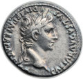 Ancients:Roman Imperial, Ancients: Augustus (27 BC-AD 4). AR denarius (19mm, 3.77 gm,9h)....