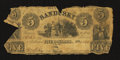 Obsoletes By State:Ohio, Sandusky, OH- Bank of Sandusky $5 Nov. 10, 1834. ...