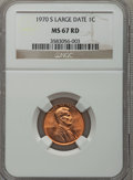 Lincoln Cents: , 1970-S 1C Large Date MS67 Red NGC. NGC Census: (12/0). PCGSPopulation (16/0). Mintage: 693,192,832. Numismedia Wsl. Price ...