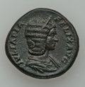 Ancients:Roman Imperial, Ancients: Julia Domna, wife of Septimius Severus (Augusta, AD 193-217). Æ as (25mm, 11.72 gm, 5h)....