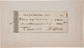 Autographs:U.S. Presidents, Thomas Jefferson Handwritten Check Signed...
