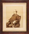 Autographs:U.S. Presidents, William McKinley Photograph Signed...