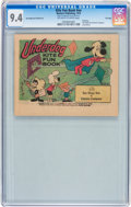 Bronze Age (1970-1979):Cartoon Character, Kite Fun Book #nn Underdog - File Copy (Western Publishing, 1974)CGC NM 9.4 Off-white to white pages....