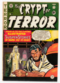 Golden Age (1938-1955):Horror, Crypt of Terror #19 (EC, 1950) Condition: VG/FN....