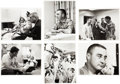 Explorers:Space Exploration, Gemini 3 and Gus Grissom: Collection of Rarely-Seen Original NASAGlossy Photos from the Collection of a NASA Photo Librarian....(Total: 18 Items)
