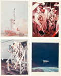 Explorers:Space Exploration, Gemini 3-9A: Collection of Original Glossy Photos from theCollection of a NASA Photo Librarian.... (Total: 13 Items)