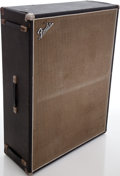 Musical Instruments:Amplifiers, PA, & Effects, Late 1960s Fender Bassman Speaker Cabinet. ...