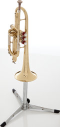 Musical Instruments:Horns & Wind Instruments, C.G. Conn Director Brass Cornet, Serial # 820952. ...