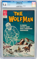 Silver Age (1956-1969):Horror, Movie Classics: Wolfman #nn Second Printing (Dell, 1964) CGC NM+9.6 Off-white to white pages....