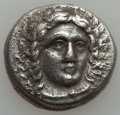 Ancients:Greek, Ancients: CARIAN SATRAPS. Pixodarus (ca. 341/0-336/5 BC). ARdidrachm (21mm, 6.77 gm, 12h). ...