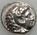 Ancients:Greek, Ancients: Philip III Arrhidaeus (323-317 BC). AR tetradrachm (16.60gm). ...