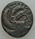 Ancients:Celtic, Ancients: Coriosolites. Ca. 100-50 BC. Lot of two (2) BI staters (6.55 and 6.36 gm). ... (Total: 2 coins)