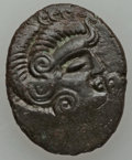 Ancients:Celtic, Ancients: GAUL. Coriosolites. 1st Century BC. BI stater (6.62 gm)....