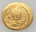 Ancients:Byzantine, Ancients: Justin II (AD 565-578). AV solidus (4.42 gm)....