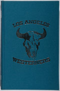 Books:Americana & American History, Doyce B. Nunis Jr. [editor]. The San Francisco VigilanceCommittee of 1856. Westerners, 1971. First edition, fir...