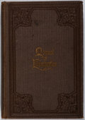 Books:Books about Books, [Books About Books]. J. J. Laing. A Manual of Illumination. Winsor & Newton, [n. d.]. Eighth edition. Toning and lig...