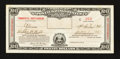 Miscellaneous:Other, Postal Savings System Series 1939 $20 Certificate Apr. 7, 1941.....