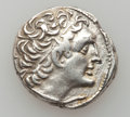 Ancients:Ancient Lots  , Ancients: PTOLEMAIC KINGDOM. Ptolemy II - Ptolemy XII. Lot of two (2) AR tetradrachms.... (Total: 2 coins)