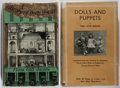 Books:Non-fiction, [Dolls]. Group of Two Books Related to Dolls. Various, 1954. Verygood.... (Total: 2 Items)
