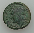 Ancients:Ancient Lots  , Ancients: SICILY. Tauromenium.. Lot of two (2) Æ.... (Total: 2coins)