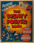 Books:Art & Architecture, [Walt Disney]. Tony Anselmo. SIGNED. The Disney Poster Book. Disney, 2002. First edition, first printing. Sign...