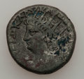 Ancients:Ancient Lots  , Ancients: ROMAN PROVINCIAL. Nero - Commodus. Lot of three (3) BItetradrachms. ... (Total: 3 Item)