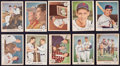 Baseball Cards:Sets, 1959 Fleer Ted Williams Near Set (79). ...