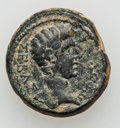 Ancients:Roman Provincial , Ancients: CILICIA. Hieropolis - Olba. Augustus (27 BC-AD 14). Lotof two (2) Æ.... (Total: 2 items)