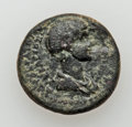 Ancients:Roman Provincial , Ancients: LYDIA - CILICIA. Nero (AD 54-68). Lot of eight (8) Æ....(Total: 8 items)